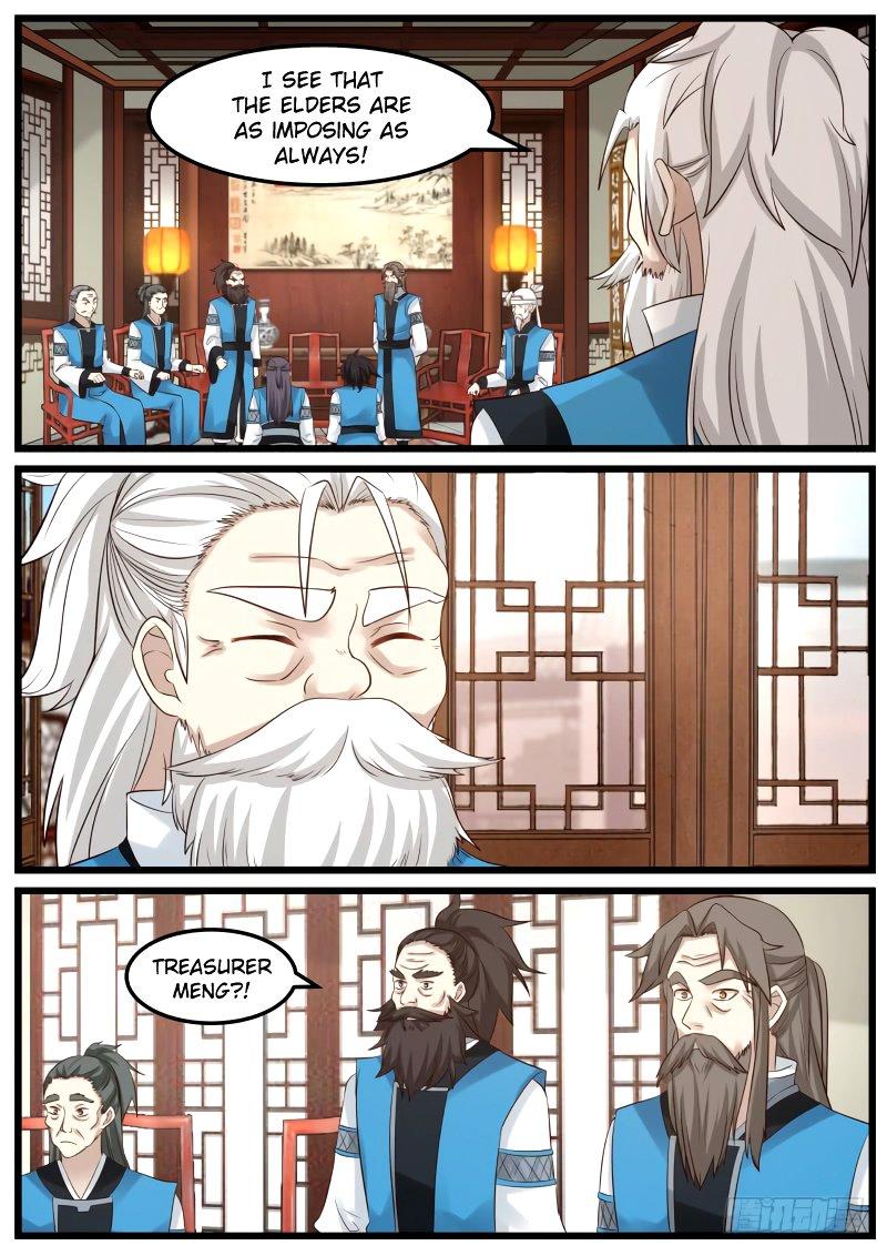 Martial Peak - chapter 58-eng-li