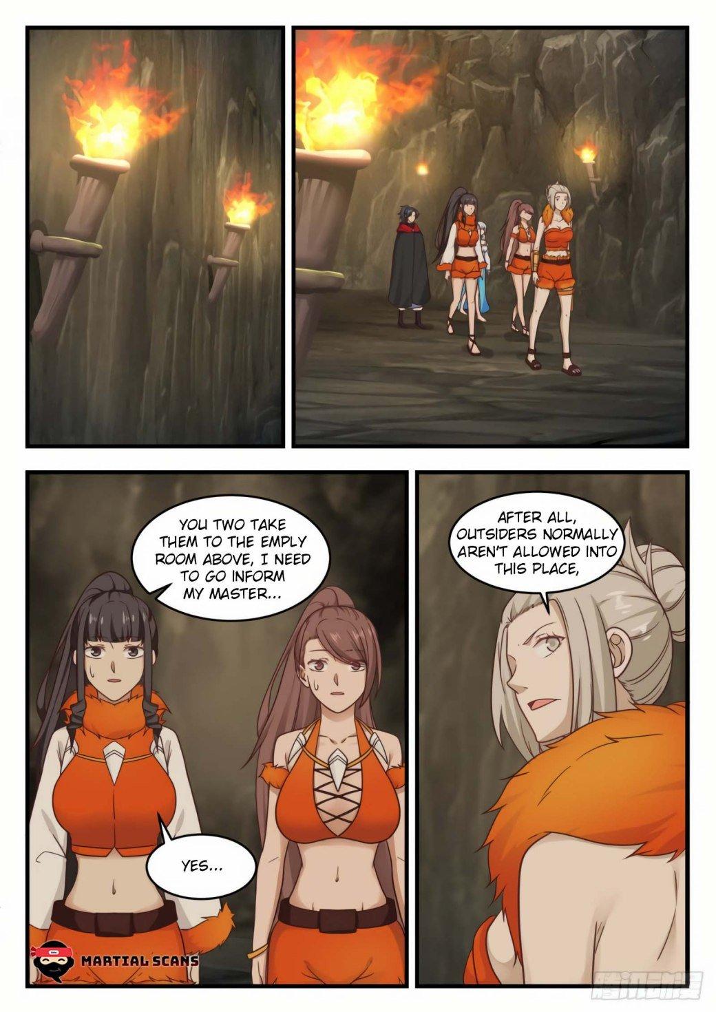 Martial Peak - chapter 580-eng-li