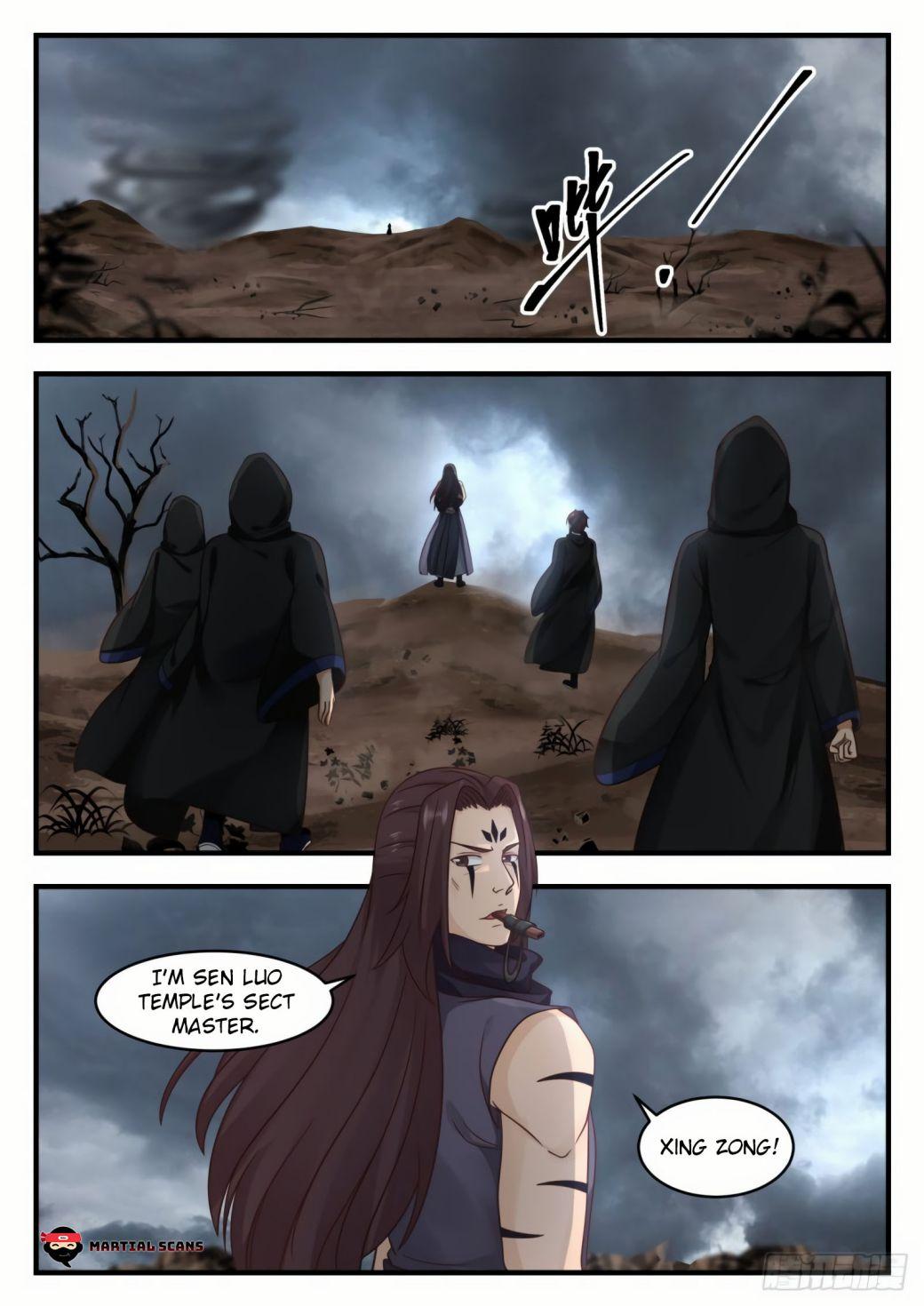 Martial Peak - chapter 584-eng-li