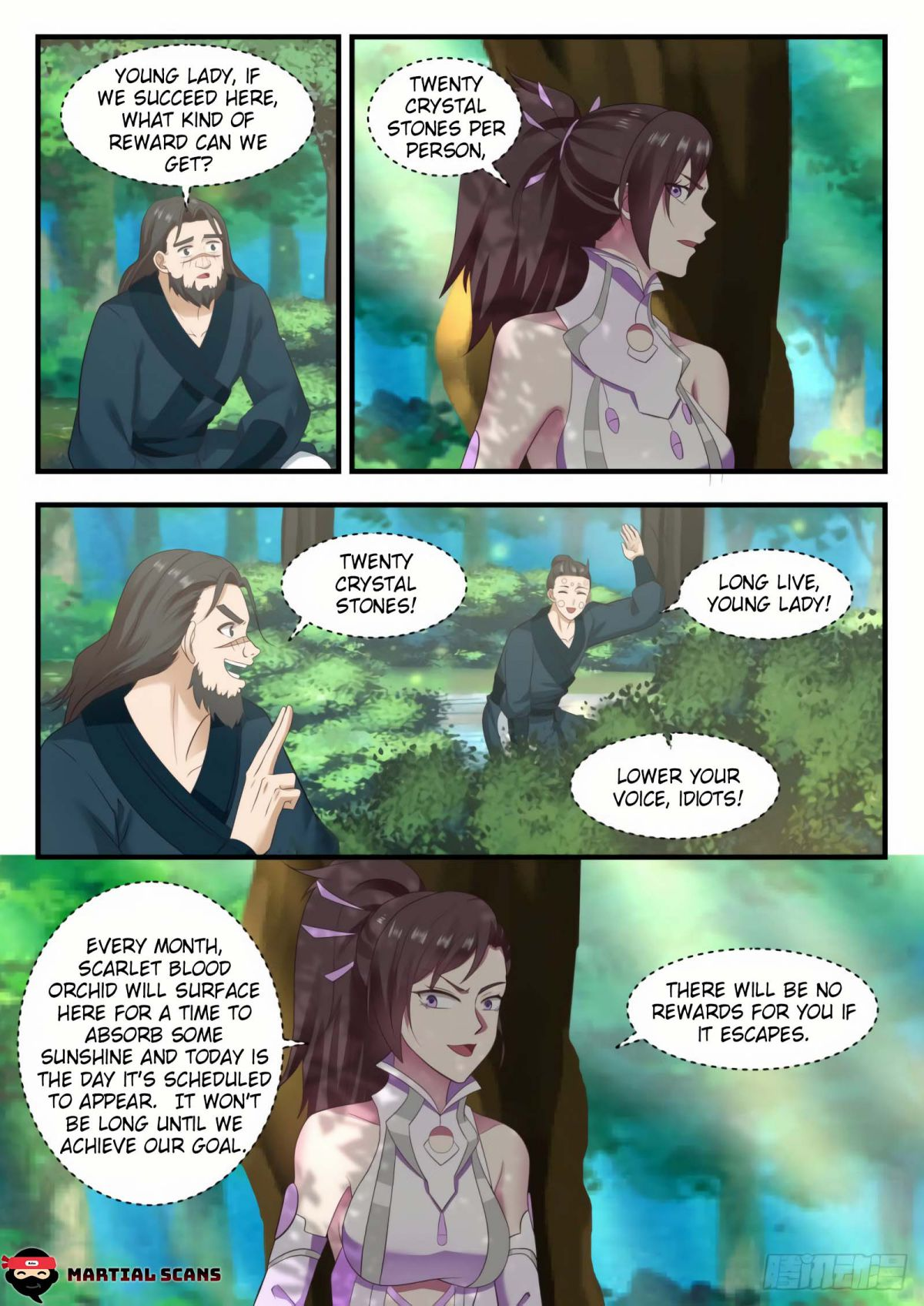 Martial Peak - chapter 586-eng-li