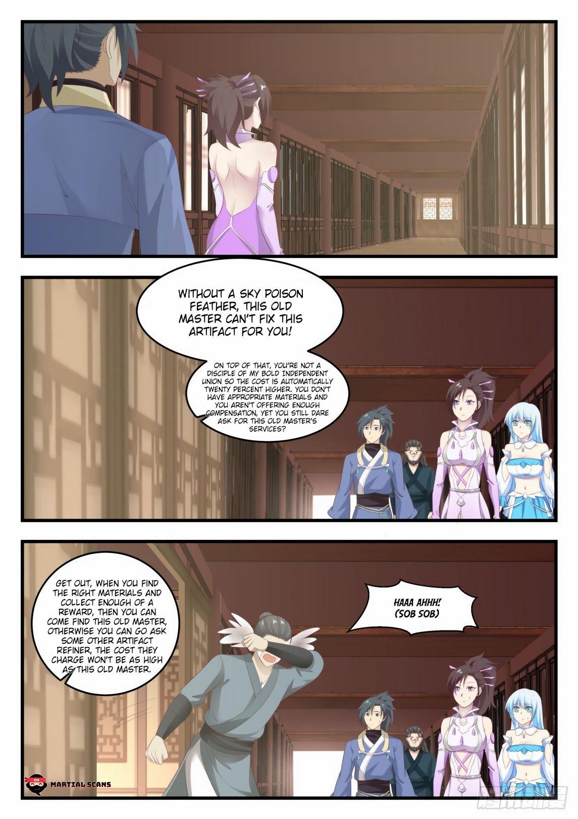 Martial Peak - chapter 591-eng-li