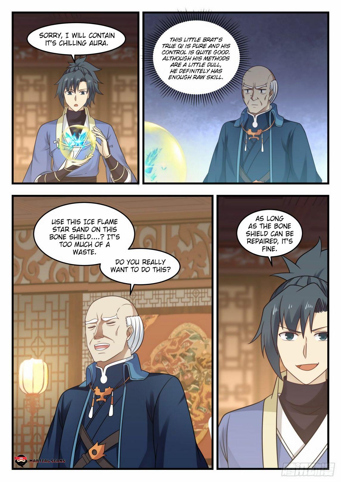 Martial Peak - chapter 592-eng-li