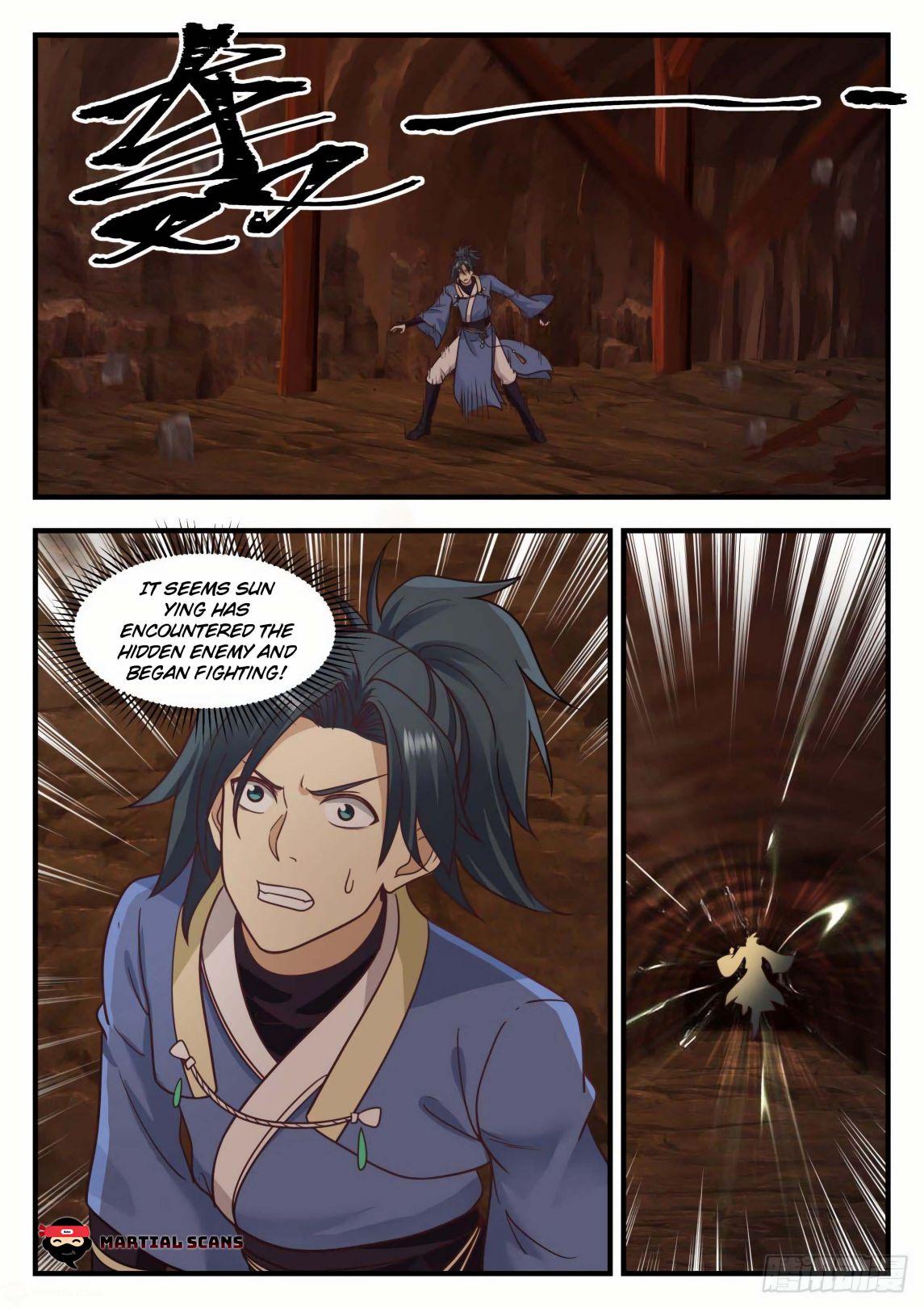 Martial Peak - chapter 600-eng-li