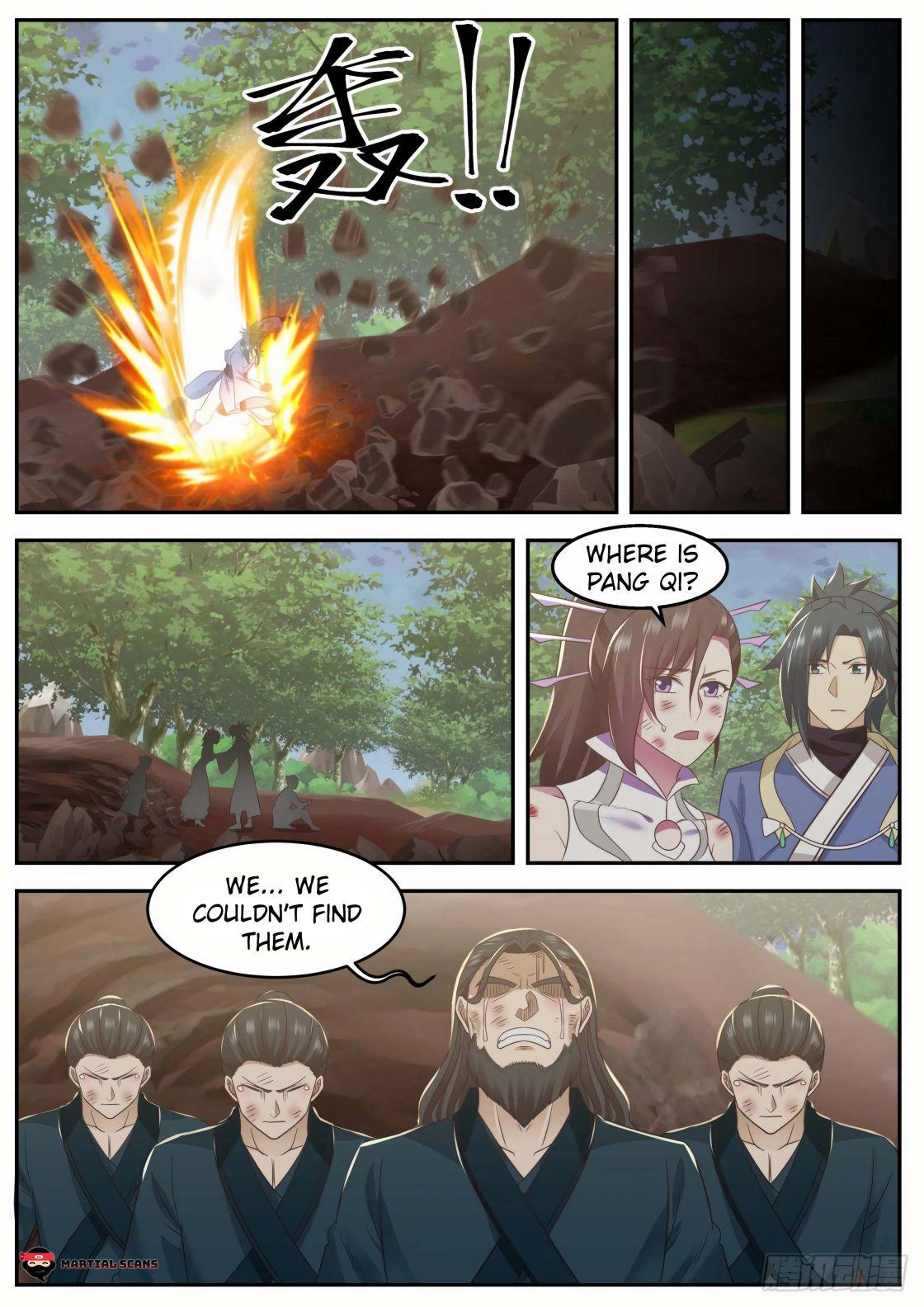 Martial Peak - chapter 601-eng-li