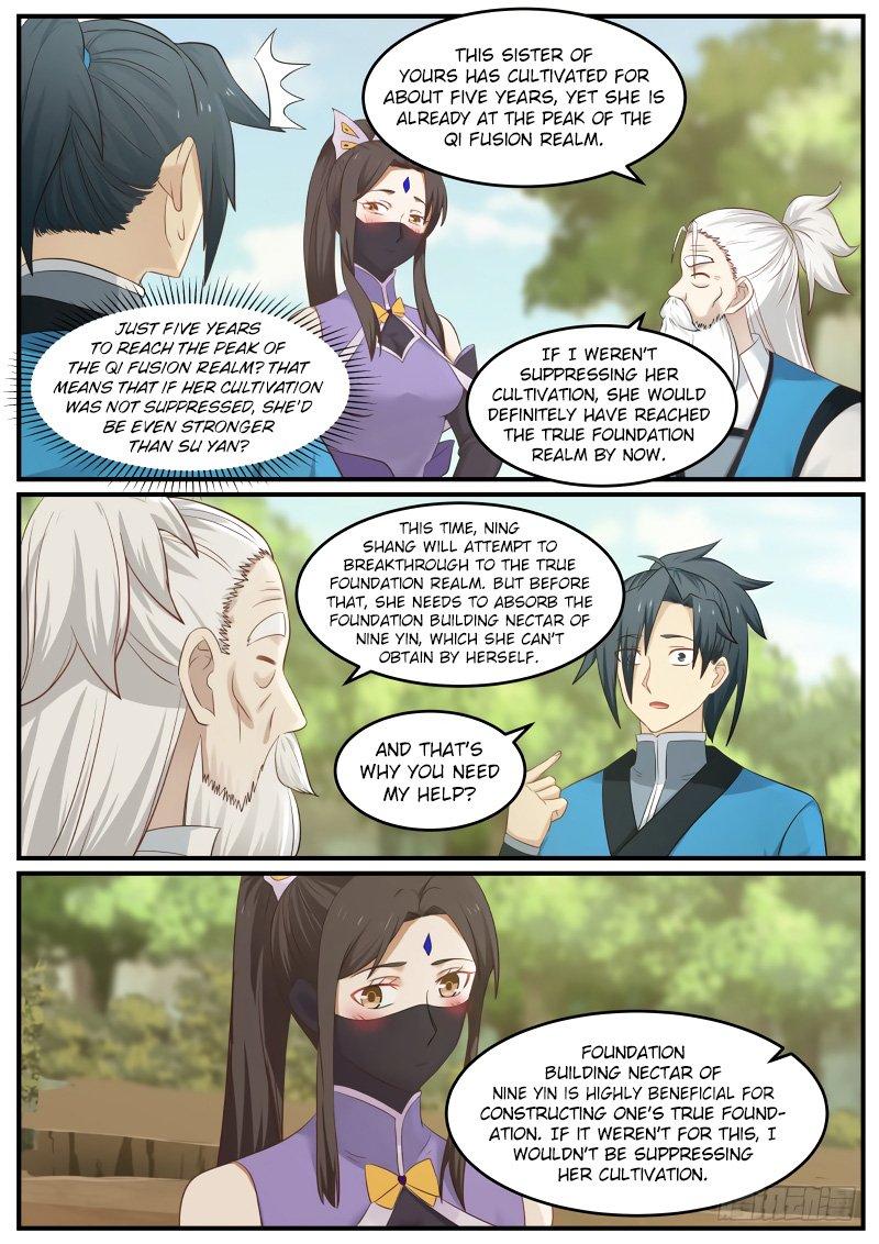 Martial Peak - chapter 62-eng-li