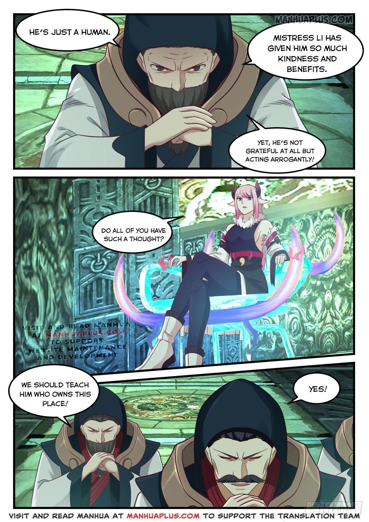 Martial Peak - chapter 621-eng-li