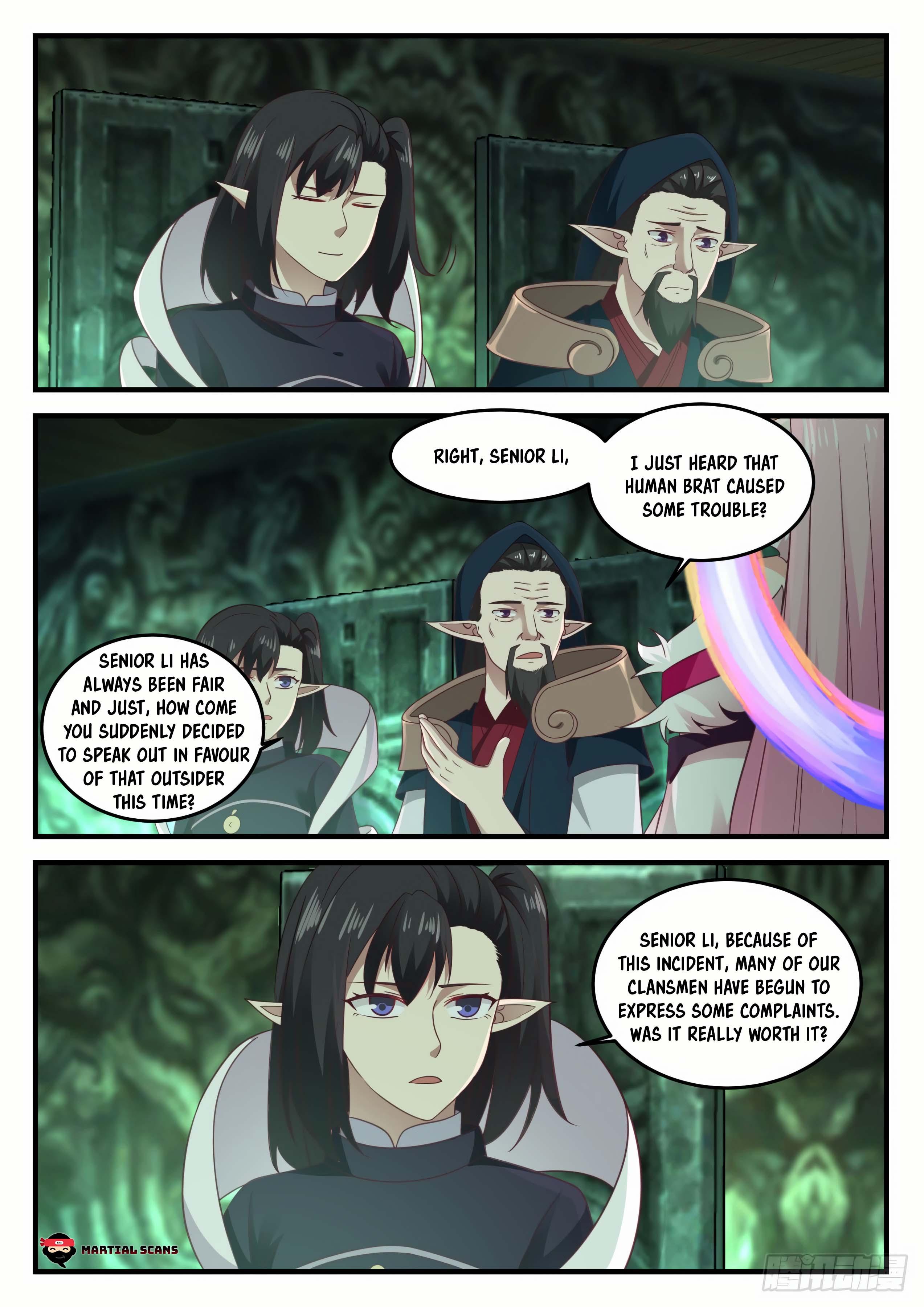 Martial Peak - chapter 623-eng-li