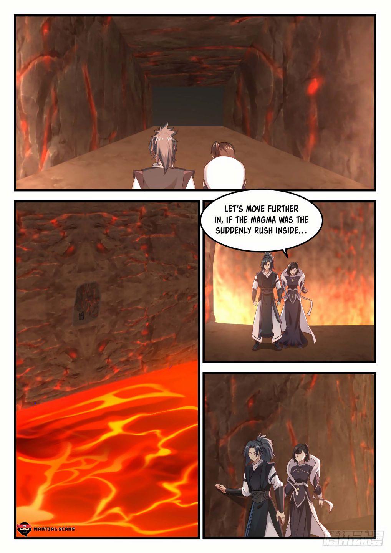 Martial Peak - chapter 627-eng-li