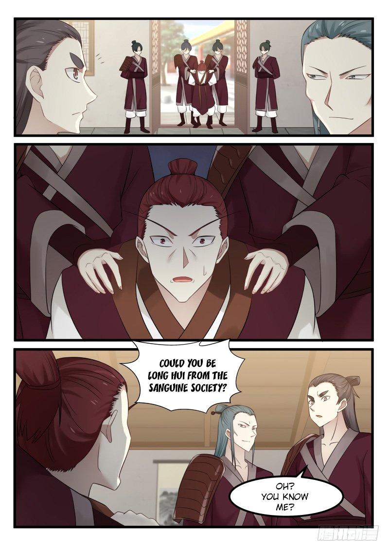 Martial Peak - chapter 63-eng-li