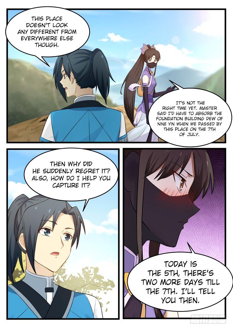 Martial Peak - chapter 64-eng-li