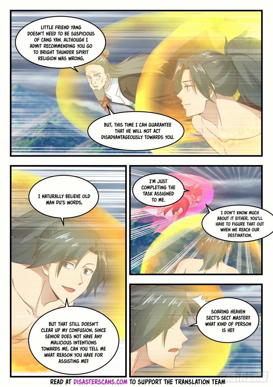 Martial Peak - chapter 654-eng-li