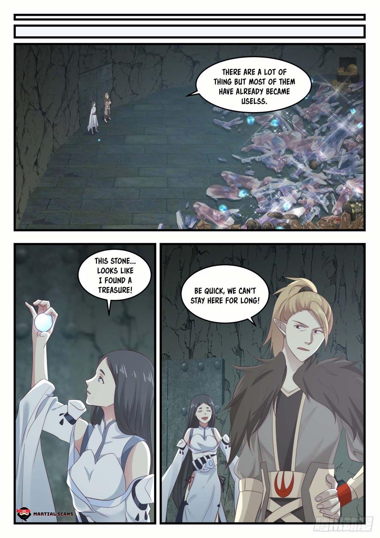 Martial Peak - chapter 656-eng-li