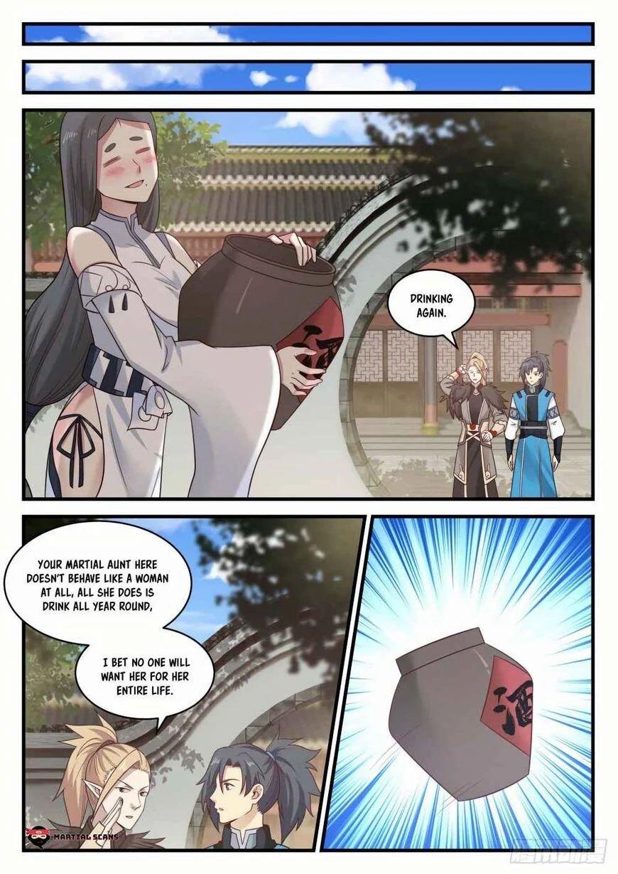 Martial Peak - chapter 660-eng-li