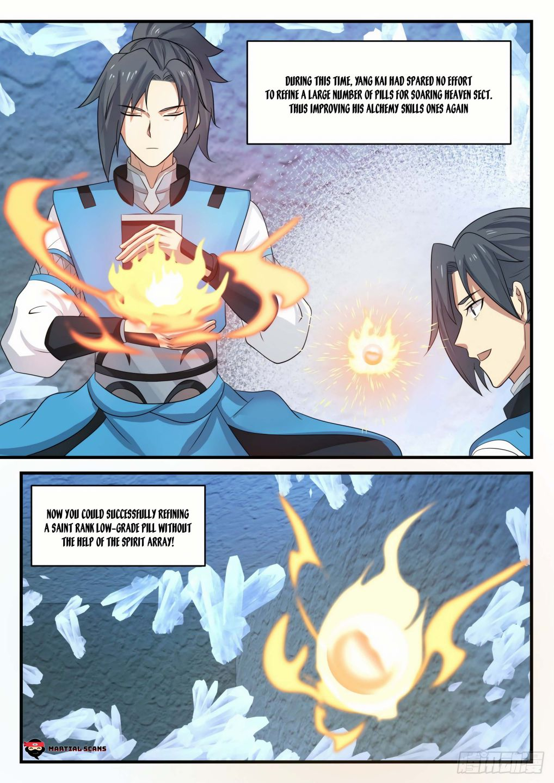 Martial Peak - chapter 662-eng-li