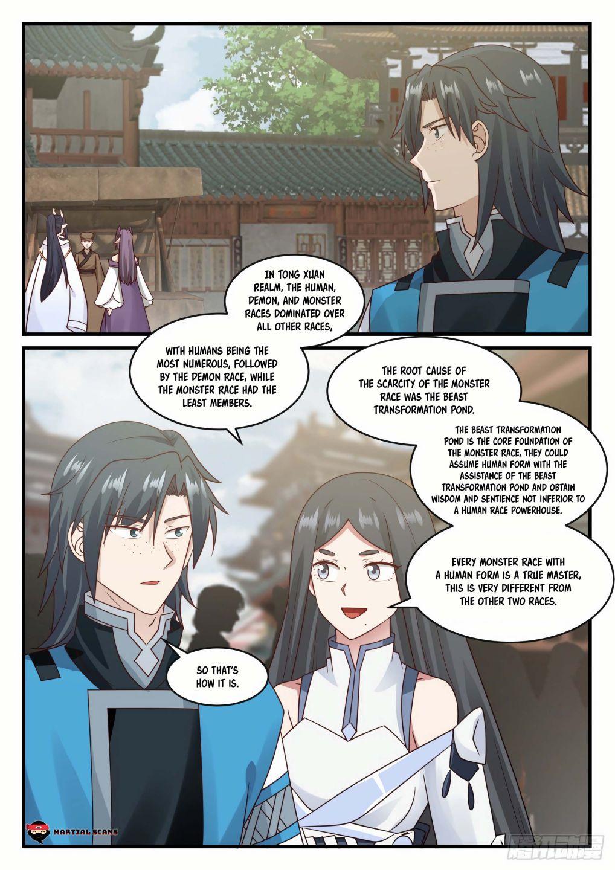 Martial Peak - chapter 669-eng-li