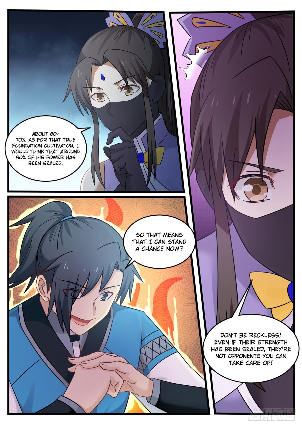 Martial Peak - chapter 67-eng-li