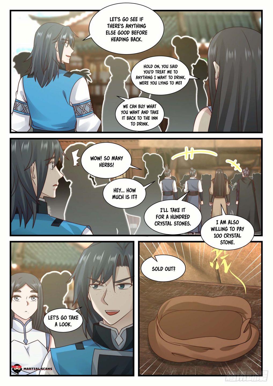 Martial Peak - chapter 670-eng-li