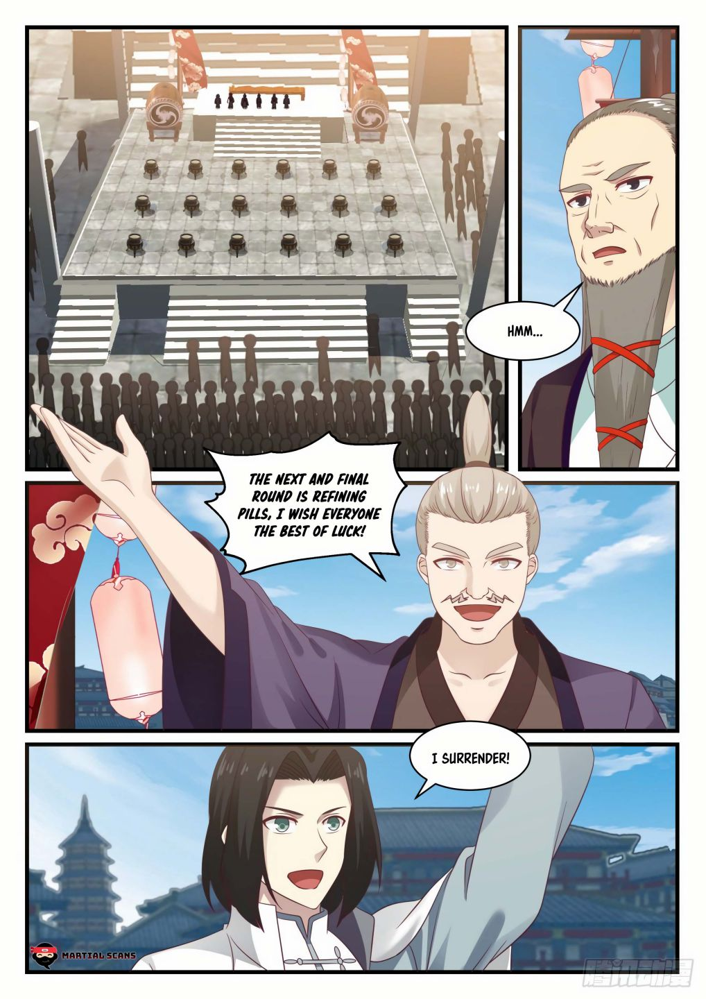 Martial Peak - chapter 677-eng-li