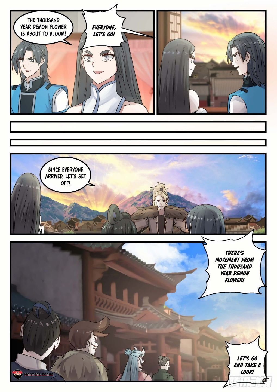 Martial Peak - chapter 678-eng-li