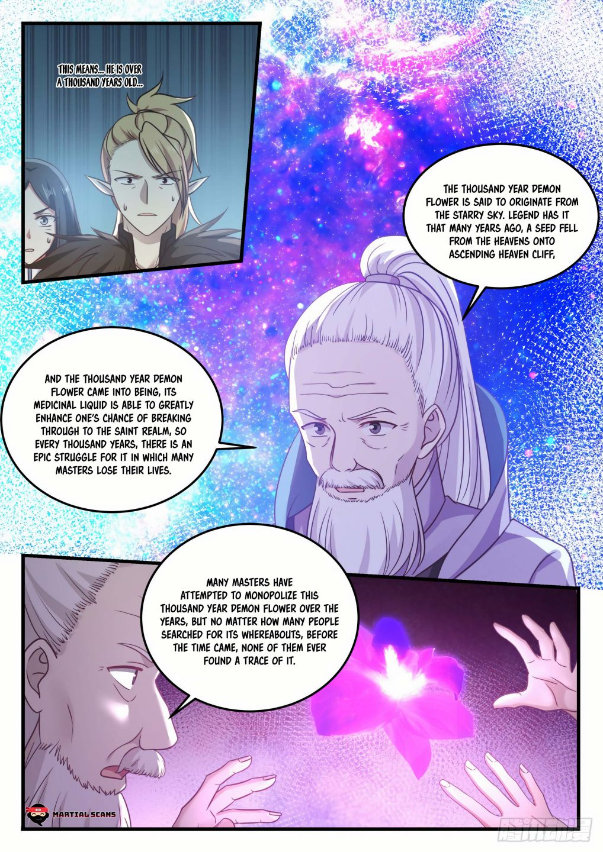 Martial Peak - chapter 679-eng-li
