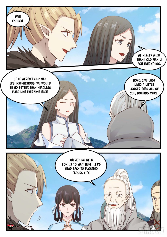 Martial Peak - chapter 681-eng-li
