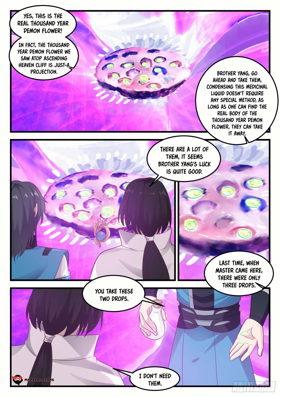 Martial Peak - chapter 682-eng-li