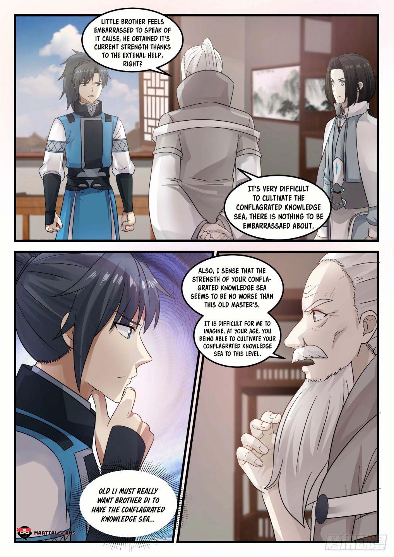 Martial Peak - chapter 687-eng-li
