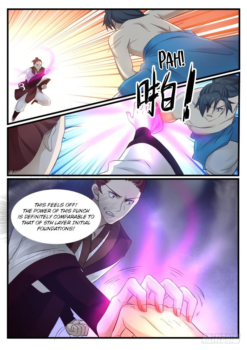 Martial Peak - chapter 69-eng-li