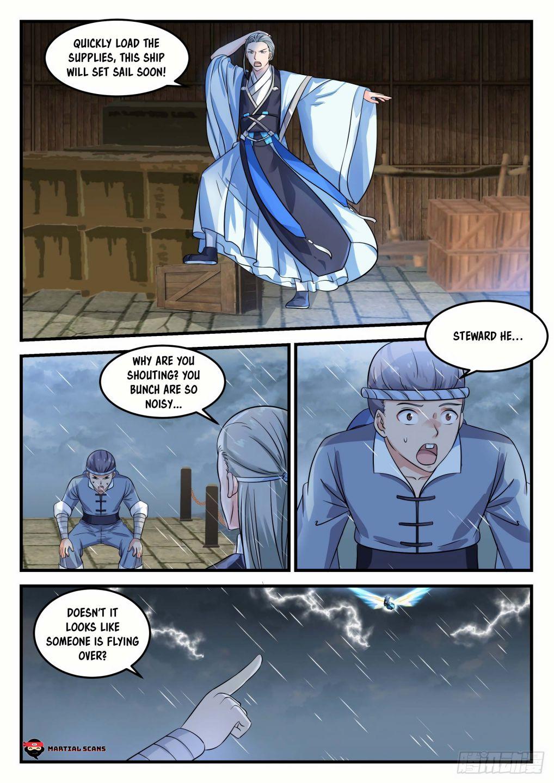 Martial Peak - chapter 690-eng-li