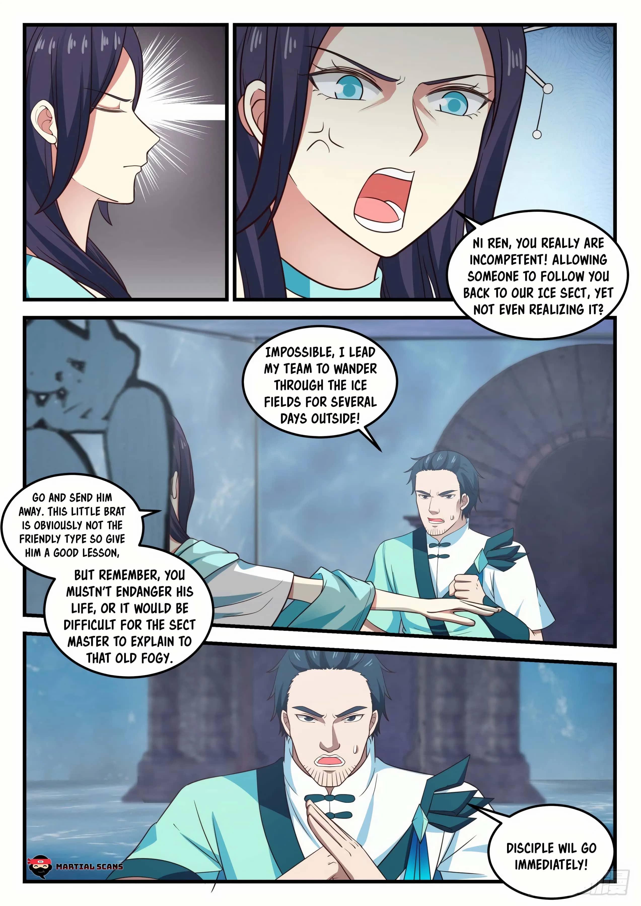 Martial Peak - chapter 693-eng-li
