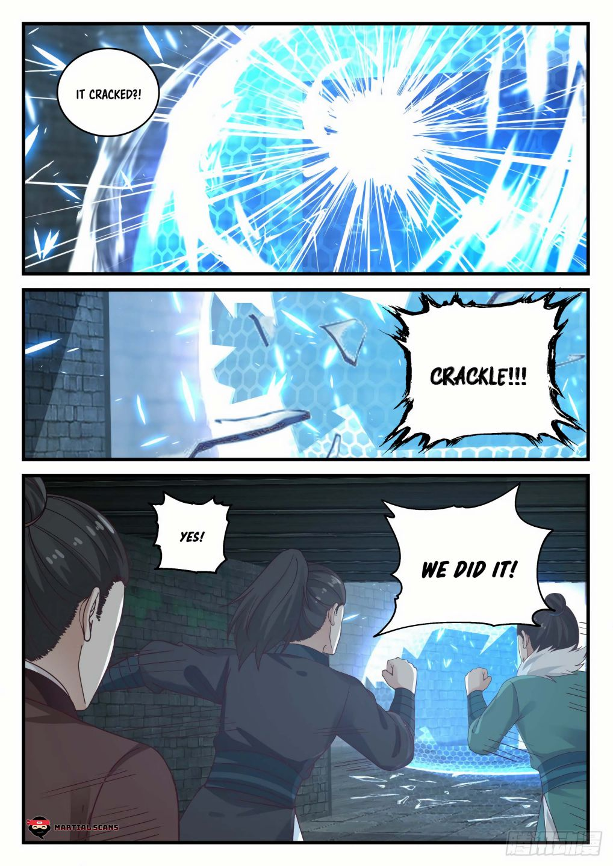 Martial Peak - chapter 702-eng-li