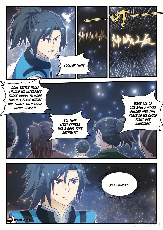 Martial Peak - chapter 703-eng-li