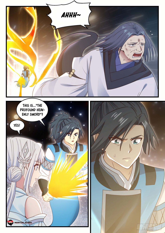 Martial Peak - chapter 706-eng-li