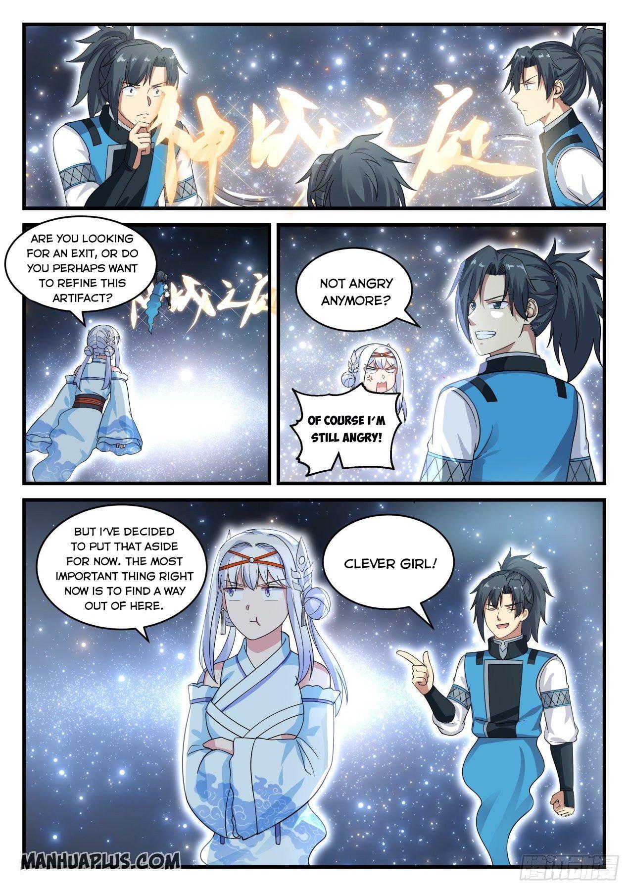Martial Peak - chapter 708-eng-li
