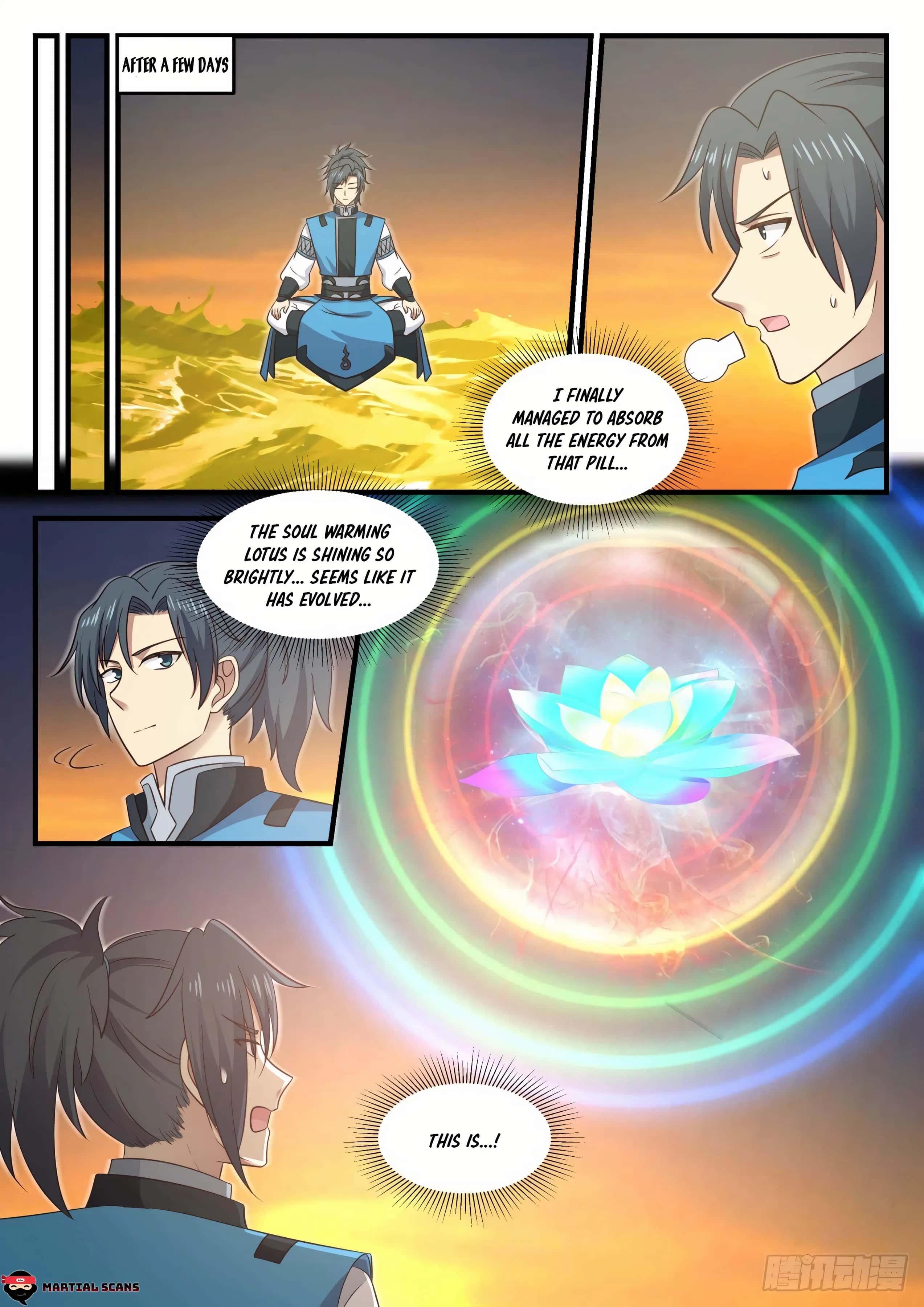 Martial Peak - chapter 709-eng-li