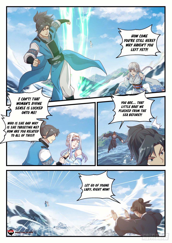 Martial Peak - chapter 710-eng-li