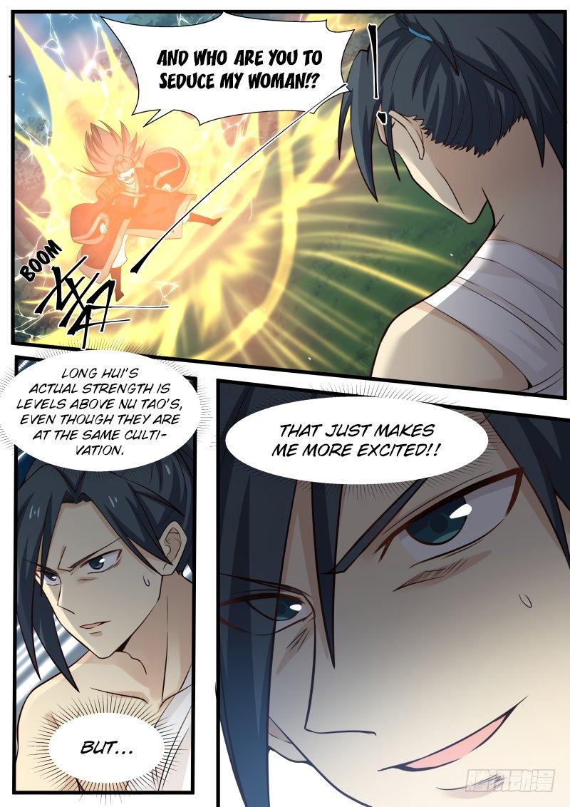 Martial Peak - chapter 73-eng-li