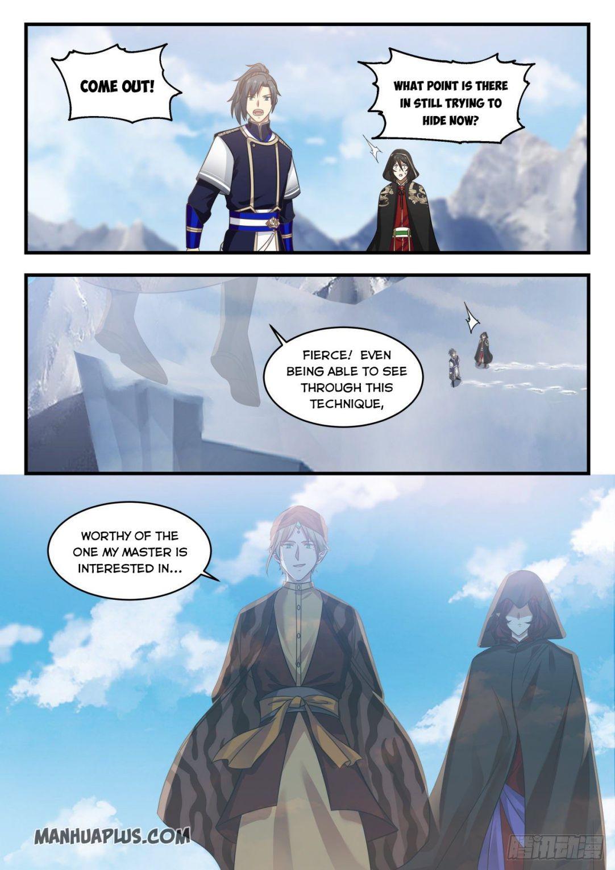 Martial Peak - chapter 735-eng-li
