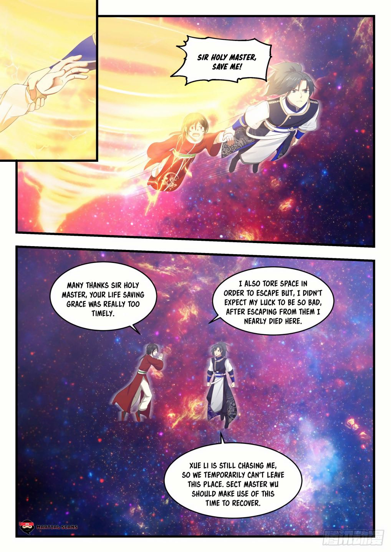 Martial Peak - chapter 736-eng-li
