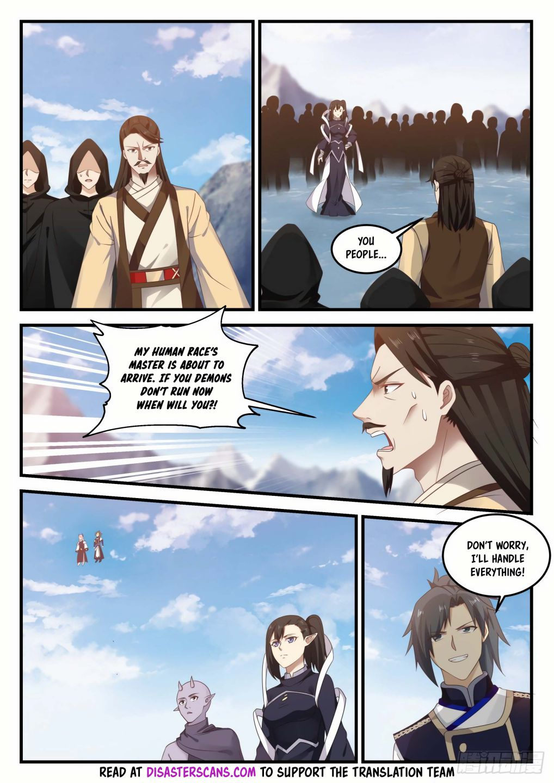 Martial Peak - chapter 738-eng-li