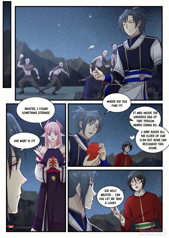Martial Peak - chapter 739-eng-li