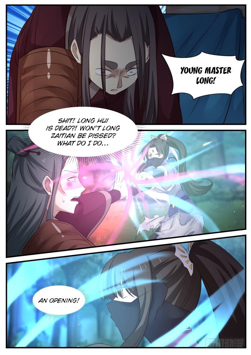Martial Peak - chapter 74-eng-li