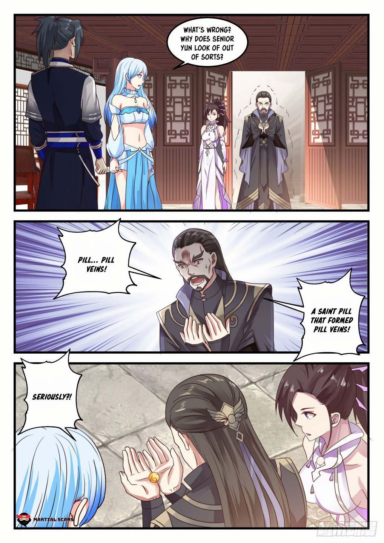 Martial Peak - chapter 749-eng-li