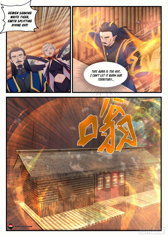 Martial Peak - chapter 752-eng-li