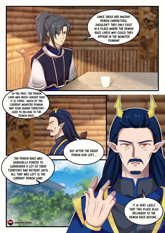 Martial Peak - chapter 753-eng-li