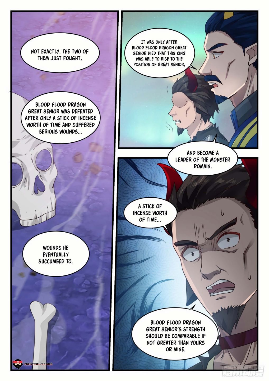 Martial Peak - chapter 761-eng-li