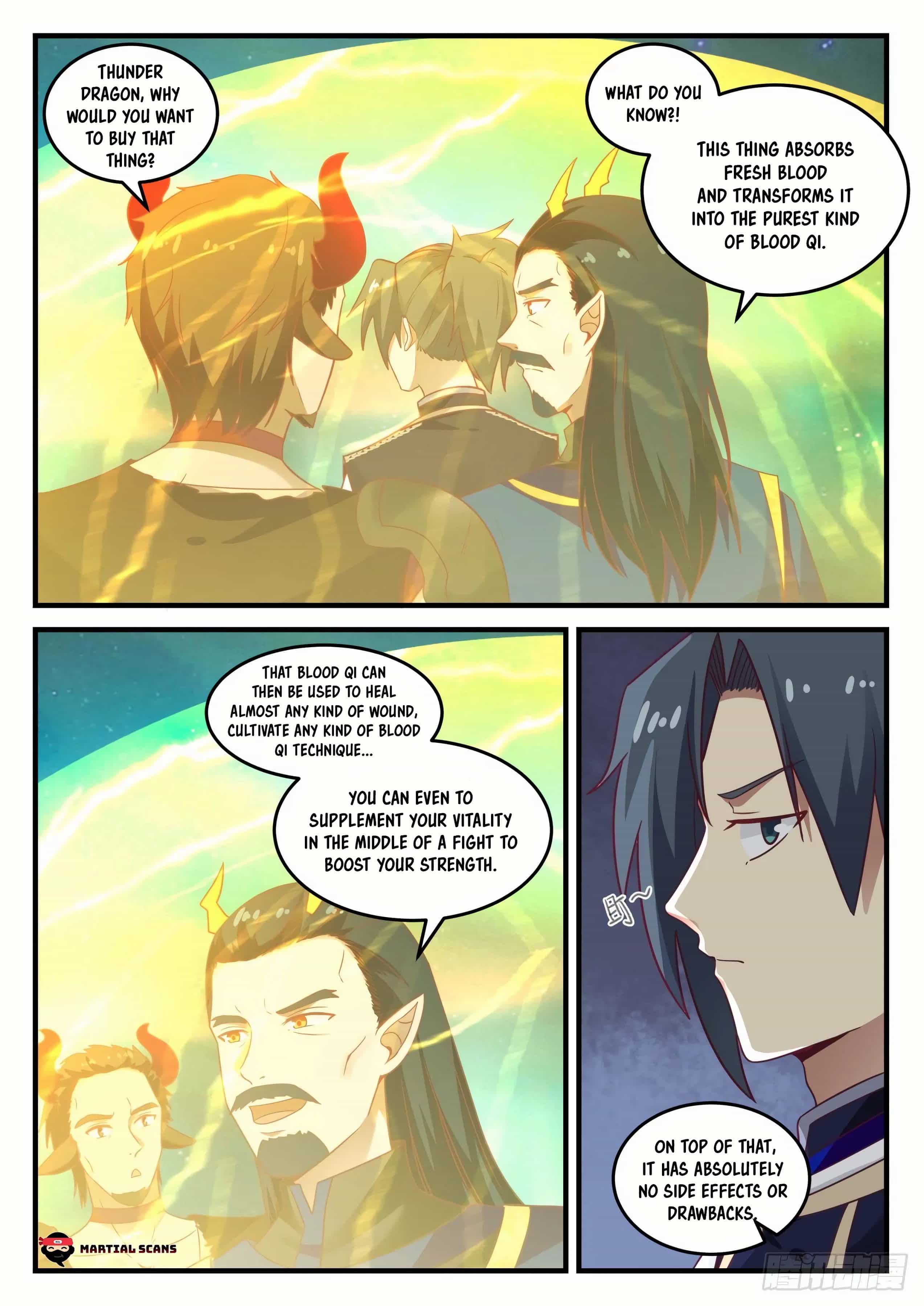 Martial Peak - chapter 763-eng-li