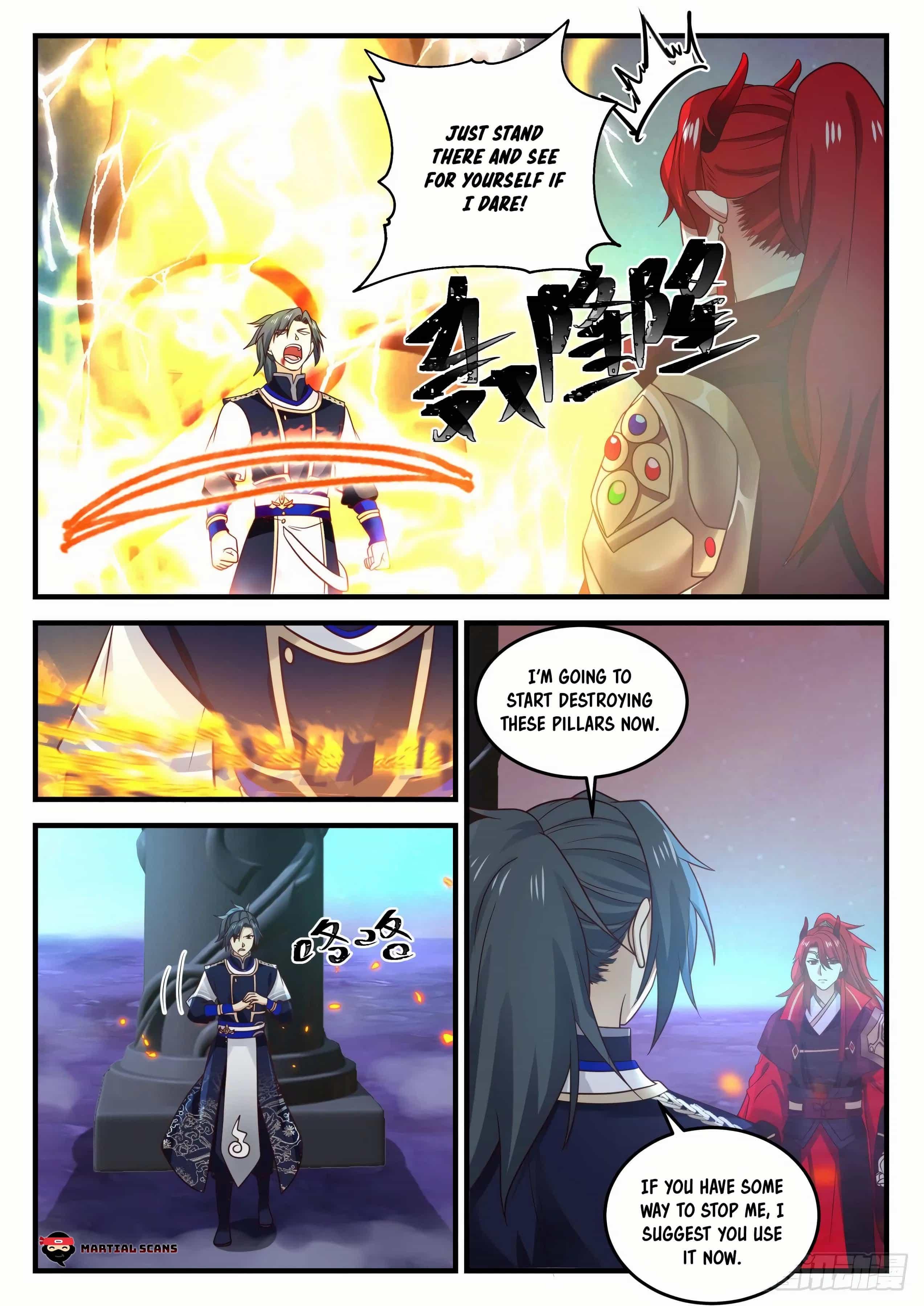 Martial Peak - chapter 766-eng-li