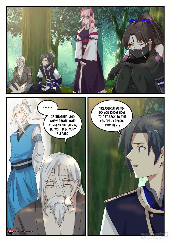 Martial Peak - chapter 770-eng-li