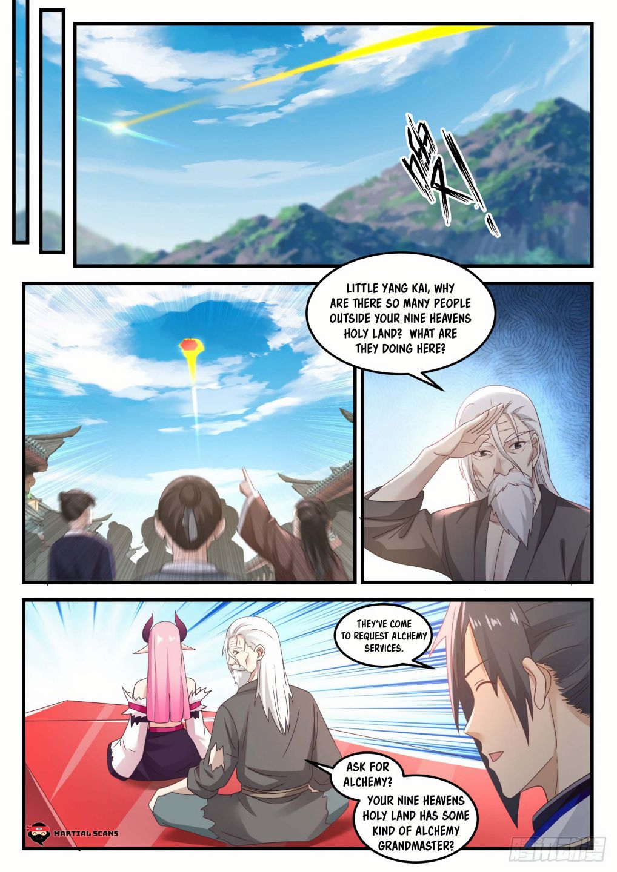 Martial Peak - chapter 771-eng-li